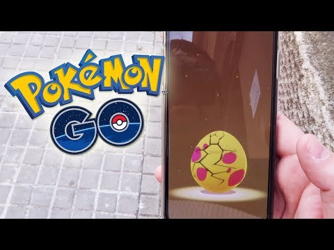¡ABRIENDO HUEVOS de 7Km de ALOLA del NUEVO EVENTO HOENN en Pokémon GO! [Keibron] thumbnail