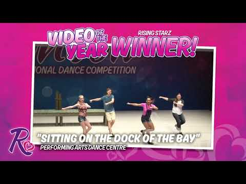 """Rising Starz Video of the Year - """"Sitting On The Dock Of The Bay"""" Performing Arts Dance Centre"""