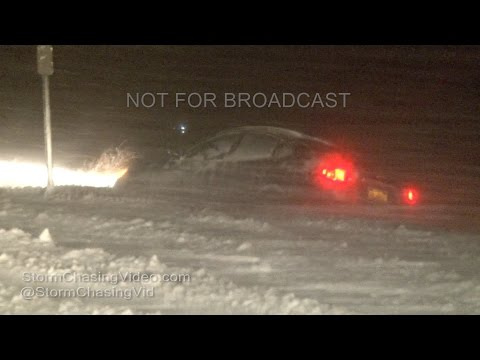 Bergen,  NY Extreme Lake Effect Snow Storm PM - 11/20/2016