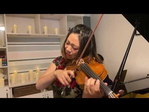 Justin Pasquil- Violin Sonata no.1 op.91- III. Comedie-Fantasie