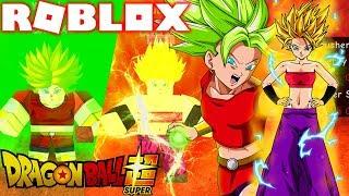 ROBLOX ! DB SUPER - NOVO KALE, CAULIFLA E BROLY RAGE KAKAROTT ! - Dragon Ball Rage Rebirth 2