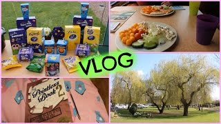 Vlog: Spring Caravan Holiday + Easter Sunday