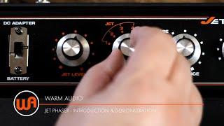 Warm Audio // Jet Phaser - Introduction & Demonstration