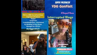 Interview With Super Producer YDG GONFIXIT