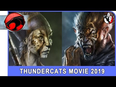 THUNDERCATS MOVIE set for 2019 rumoured actors? 🐱 | Film Masters