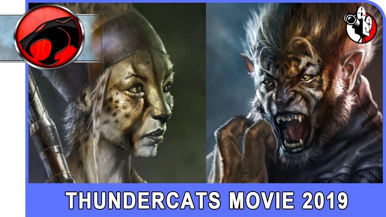 thundercats movie set for 2019 rumoured actors ��� film