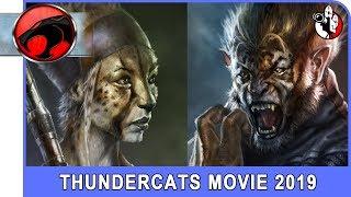 THUNDERCATS MOVIE set for 2019 rumoured actors? 🐱 | Film Masters