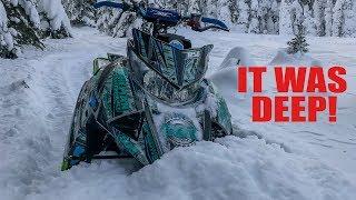Gambar cover Deep Powder Snowmobiling | Island Park, Idaho