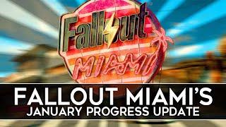 Fallout Miami   January Progress Update   Upcoming Mods 20