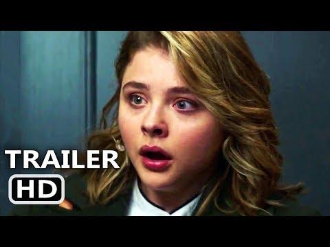 GRETA Official Trailer (2019) Chloe Grace Moretz, Isabelle Huppert Movie HD