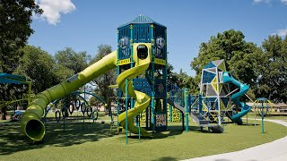 Playground Park - Junction City, KS - Visit a Playground - Landscape Structures