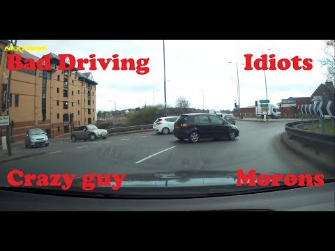 Dashcam Compilation UK. Barnsley And Surrounding Areas. #3