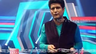Lenovo Yoga Tablet reviewed on NDTV's Gadget Guru show