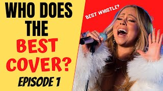 EMOTIONS - Mariah Carey | WHO DOES THE BEST COVER? Ep. 1