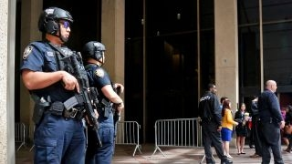 Heightened security across the country for Memorial Day