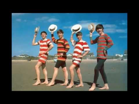 Клип The Beatles - Flying
