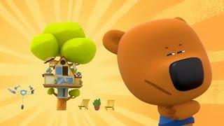 Ми-ми-мишки - Помогашка - Прикольные мультики 2017 для детей и взрослых - Серия 90