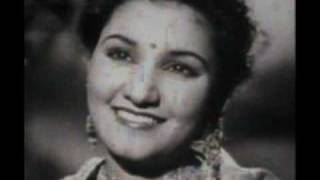 """Ye Desh Hamara Pyara Hindustan"" by Noor Jehan in Humjoli (1946)"