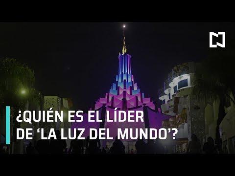 ¿Quién es Naasón Joaquín García? Líder de la Iglesia 'La Luz del Mundo'