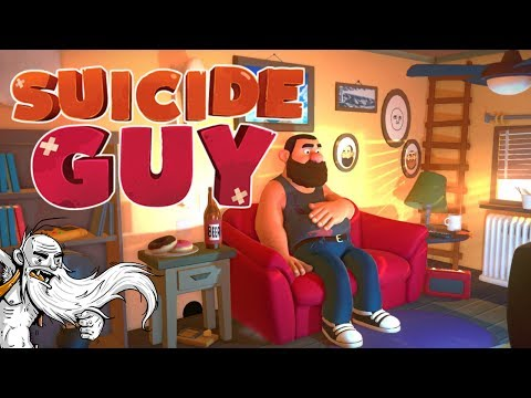 "Suicide Guy Gameplay - ""GO JUMP OFF A BUILDING!!!""  - Let's Play Walkthrough"