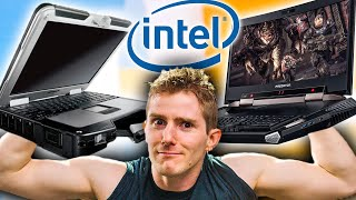 "NEW Intel... ""Musclebooks\""!?"