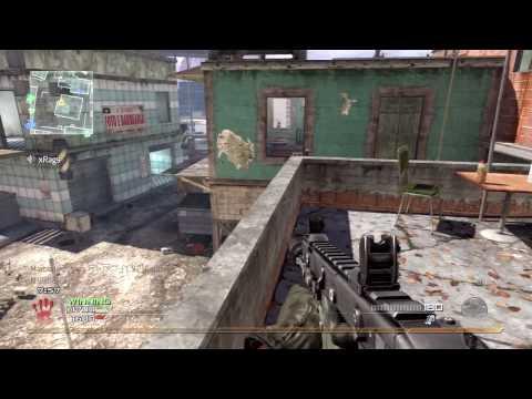 Modern Warfare 2: Vector Ninja! | 34 Kill Streak TDM On Favela (MW2 Gameplay/Commentary)