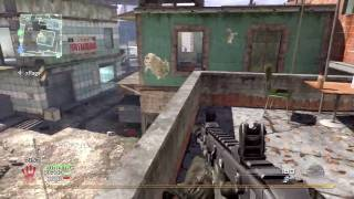 Modern Warfare 2: Vector Ninja! | 34 Kill Streak TDM on Favela (MW2 Gameplay/Commentary)