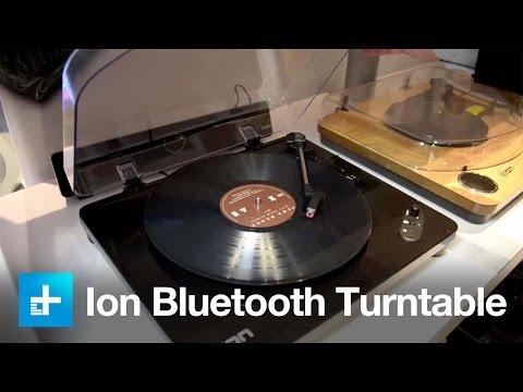 Ion Bluetooth Turntable