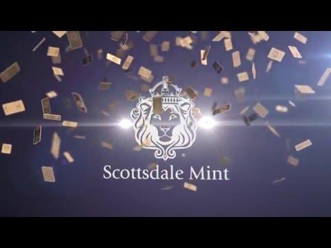 Scottsdale Mint Gold Bars Promo Video