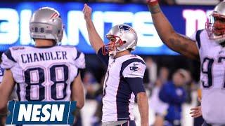 Stephen Gostkowski Nails 54-Yard Field Goal For Patriots Win