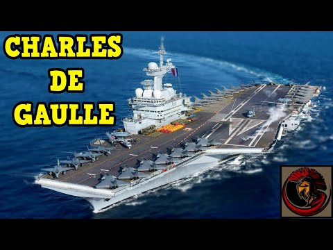 The 'Charles de Gaulle' Aircraft Carrier | FLAGSHIP OF THE FRENCH FLEET