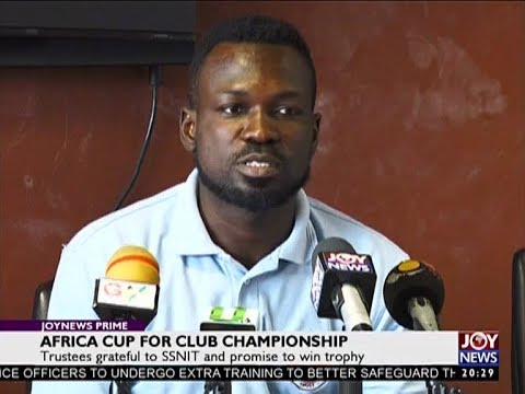 Africa Cup for Club Championship - Joy Sports Prime (12-1-18)