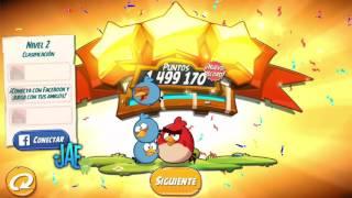 Angry Birds 2 MOD APK 2.9.0 APK+DATA [GEMAS ILIMITADO]