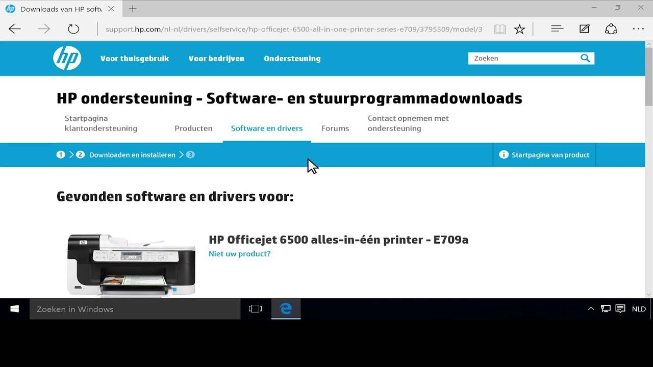 Een printer met een USB-verbinding installeren in Windows ...