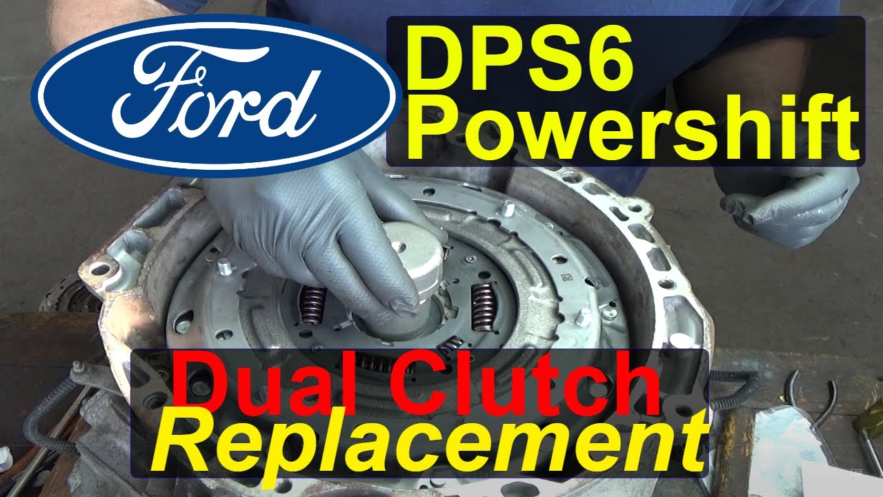 Ford Fiesta Dps6 Powershift Transmission Slipping Shudder Part 2