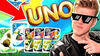 THEY DIDN'T STAND A CHANCE! (UNO)