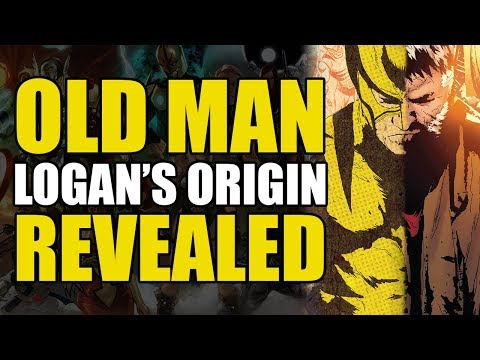Old Man Logan's Origin Revealed (All New All Different Old Man Logan: Origins)