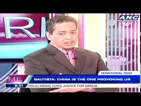 Territorial Defense. Interview of General Bautista, CSAFP in ANC