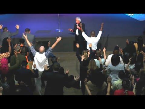 Pastor Benny Hinn at Emmanuel Church, Montreal | Night 2