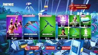 NEW SUMMER SKINS AND NEW ABRASADOR GESTOR - FORTNITE STORE 26 juin - Martinezjlr
