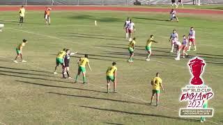 Jamaica vs USA Rugby League 2018