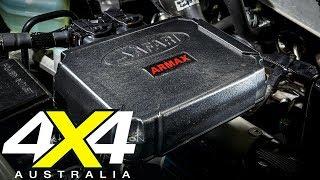 Safari ARMAX ECU product test review | 4X4 Australia