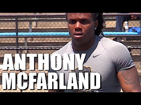 RB || Anthony McFarland Jr