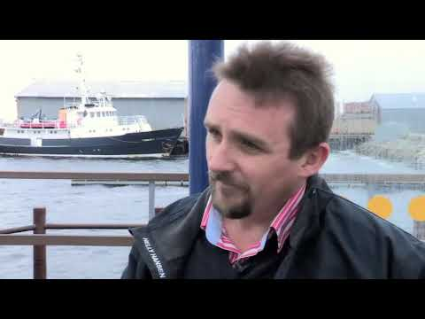 Phil Vickery's Falklands Tour (Part 4)