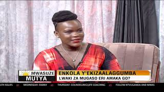 Omugaso gw'ekizaalagumba mu maka go | Mwasuze Mutya
