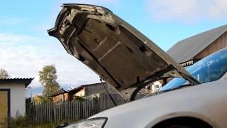 Газовый упор капота Subaru Legacy BL BP  Gas Spring Shock Strut for the hood, bonnet SUBARU LEGACY B