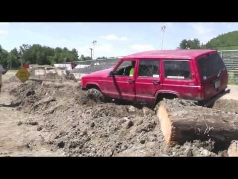 Rock Crawl Mania -- Keene / Swanzey, NH -- June 15, 2013