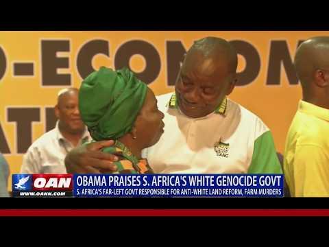 Obama Praises South Africa