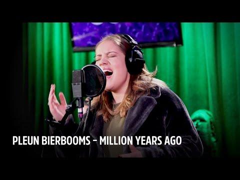 Pleun Bierbooms – Million Years Ago   Live bij Evers Staat Op