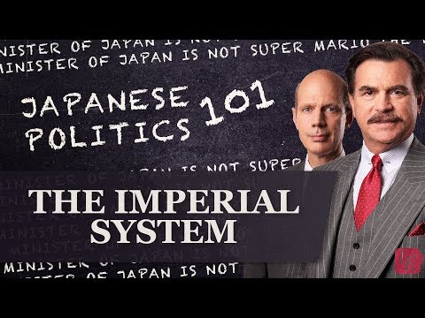 Japanese Politics 101: The Imperial System